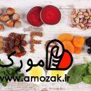 درمان کم خونی با استفاده از خوراکی های خون ساز