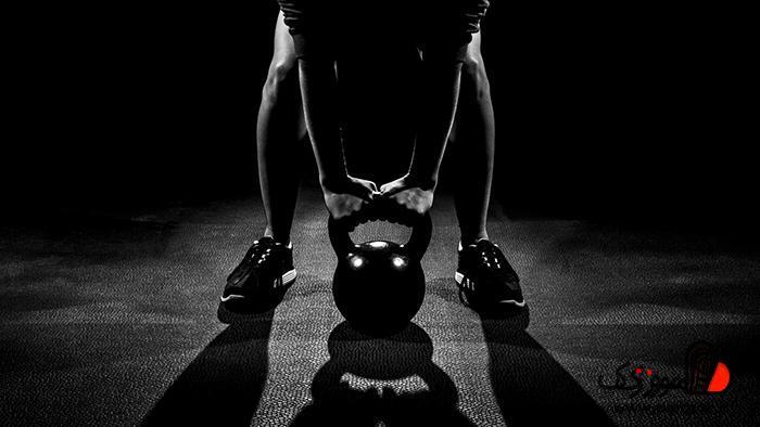 تاثیر ریکاوری مناسبکاهش چربی بدن و قوی سازی عضلات شکم