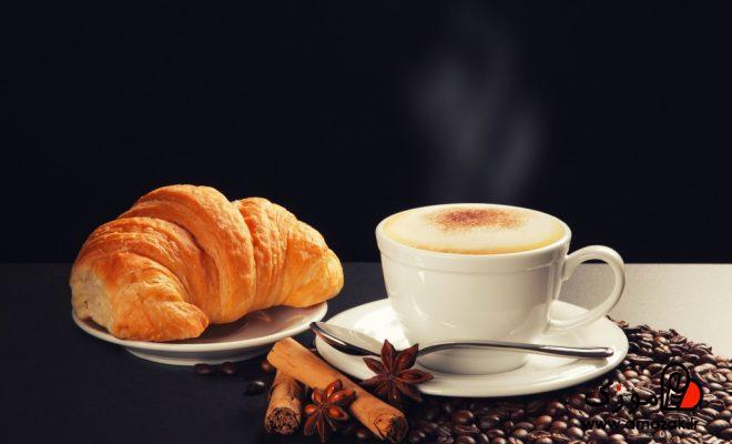 نحوه سرخ کردن و آماده سازی دانه های قهوه