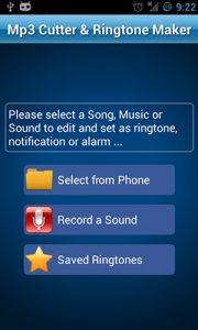 ساخت صدای زنگ موبایل با نرم افزار سبکMP3 Cutter