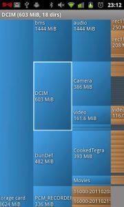 نرم افزار کم حجم اندرویدی مدیریت حافظه