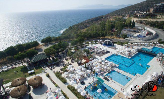 معرفی هتل رامادا ریزورت در کوش آداسی و مجموعه تفریحی Ramada Resort Kusadasi & Golf در ترکیه