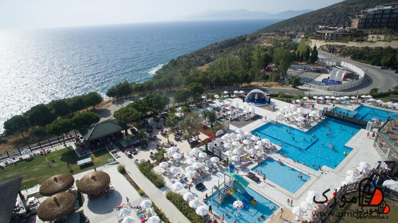 تصویر معرفی هتل رامادا ریزورت در کوش آداسی و مجموعه تفریحی Ramada Resort Kusadasi & Golf در ترکیه
