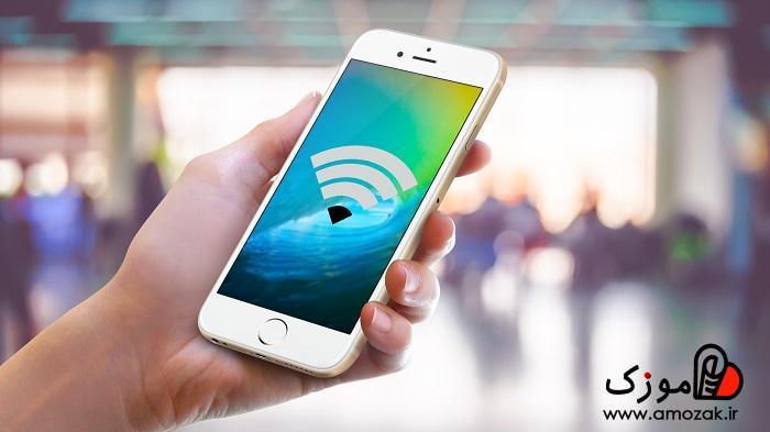 مصرف اینترنت موبایل کمتر