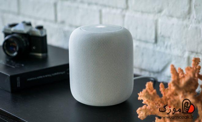 اسپیکر,هوشمند HomePod اپل