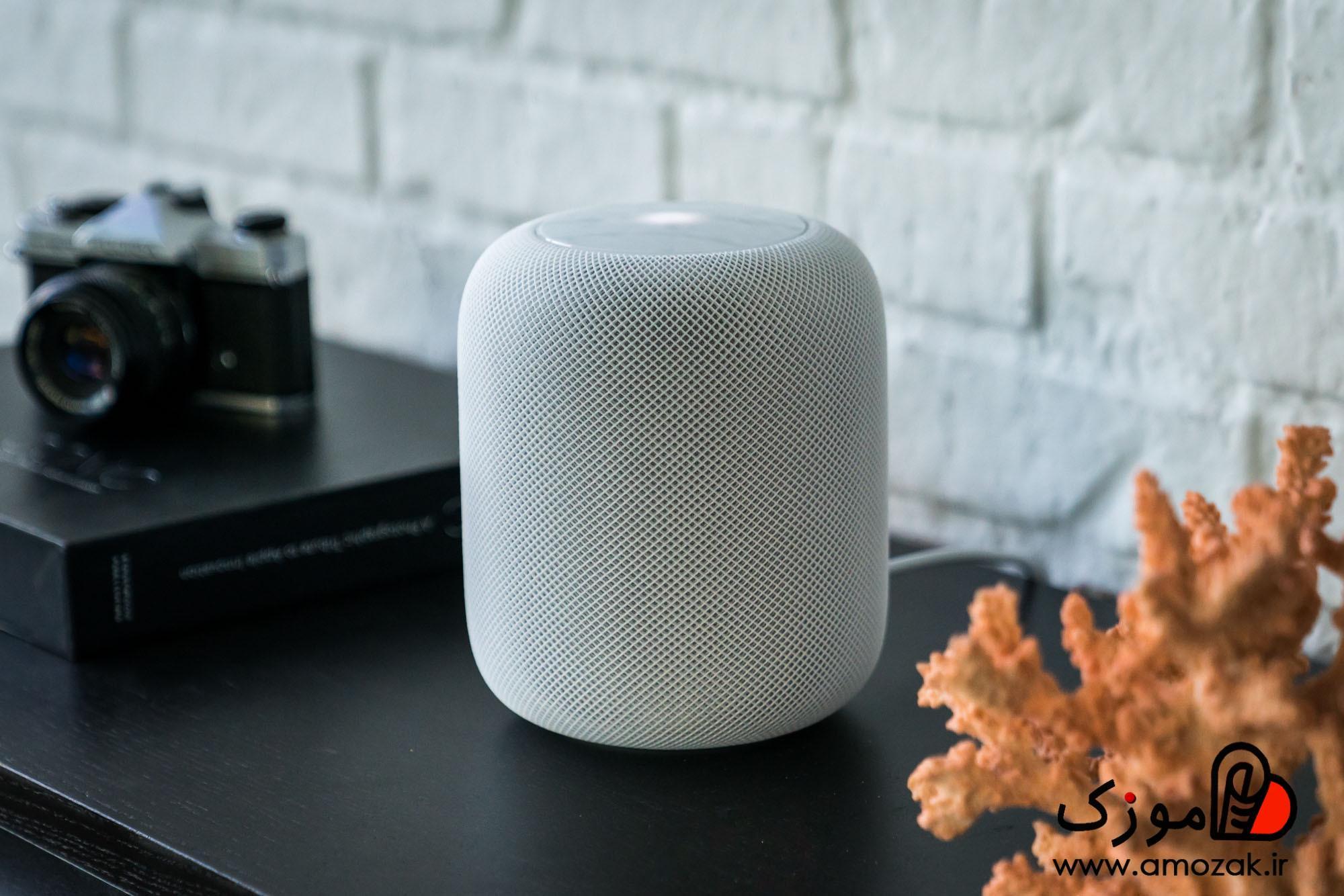 تصویر آیا Homepod اپل می تواند از رقبای خود پیشی گیرد؟