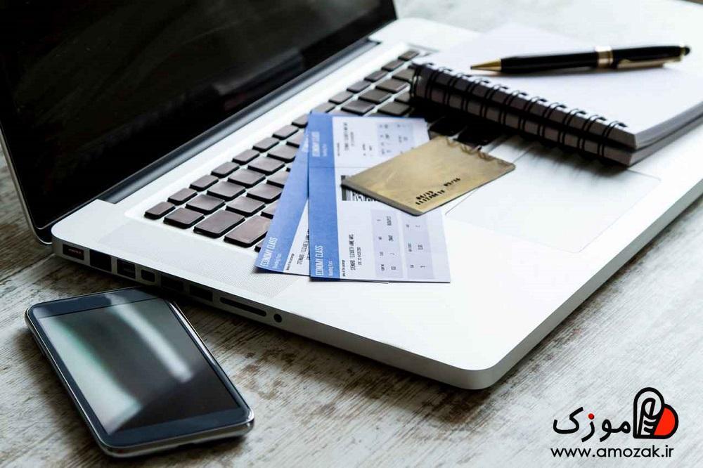 تصویر معرفی بهترین سایت خرید بلیط هواپیما، اتوبوس و قطار