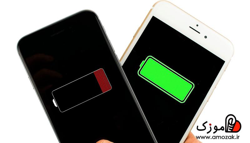 تصویر روش های کالیبره کردن آیفون : باطری، کلید Home، تنظیم خودکار نور صفحه و سنسورهای حرکتی