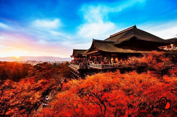 بهترین کشور برای سفر:کیوتو ، ژاپن