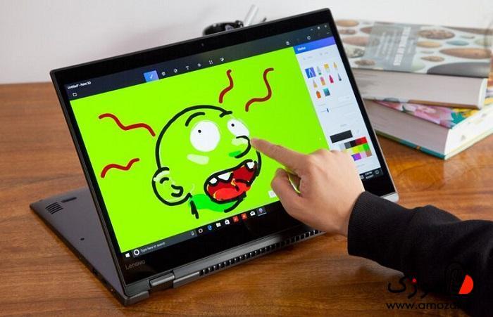 صفحه لمسی، کیبورد و سایر ویژگی های لپ تاپ ارزان