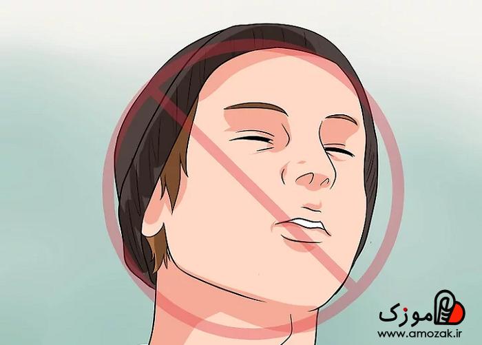 آموزش گذاشتن لنز به زبان فارسی
