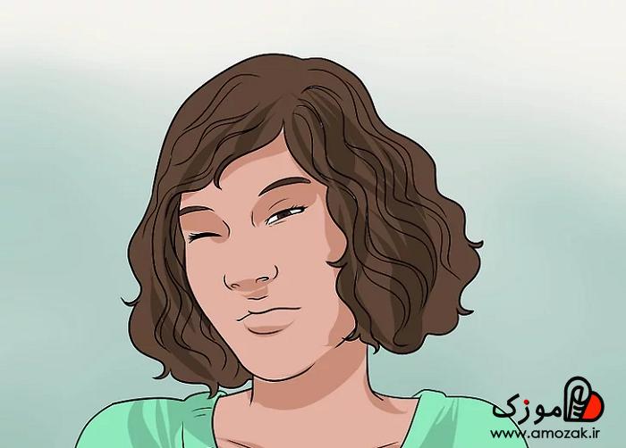 طریقه گذاشتن لنز طبی داخل چشم