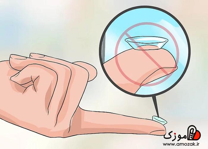 نحوه استفاده از لنز