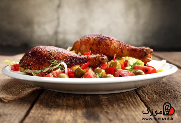 تصویر بهترین روش ها برای گرم نگه داشتن غذا