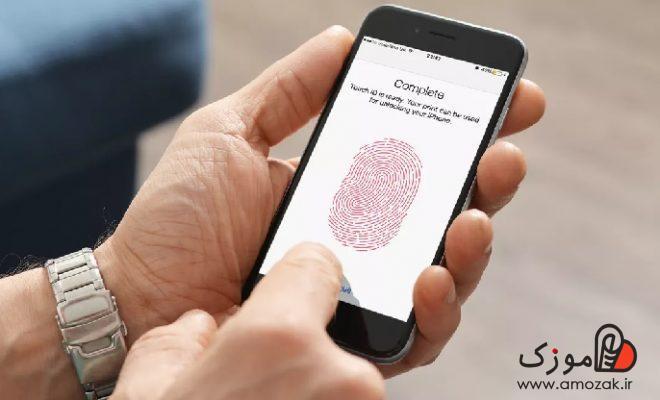 آموزش کامل حل مشکل کار نکردن Touch ID در آیفون