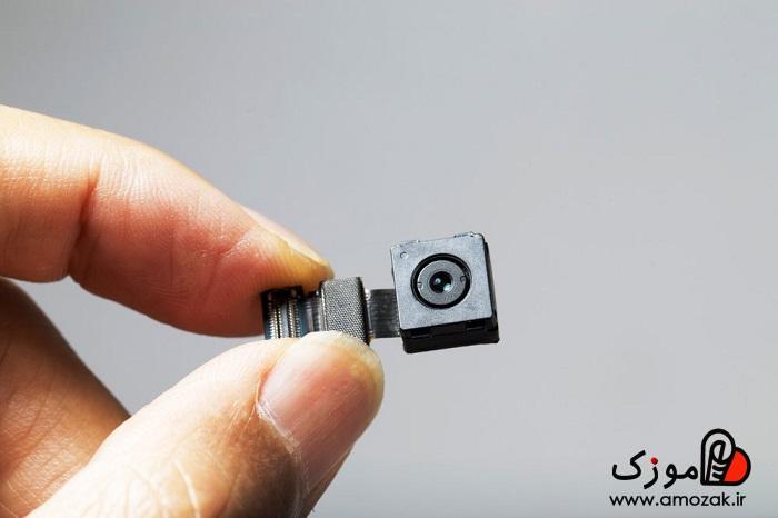 تصویر روش تشخیص و پیداکردن دوربین مخفی در منزل و محل کار با گوشی