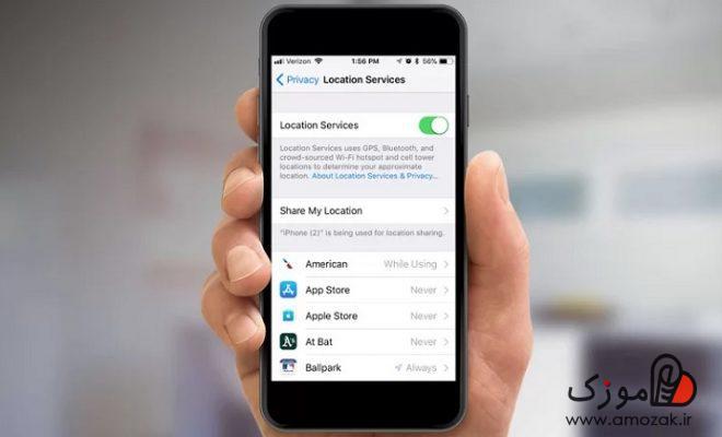 چگونه جیپیاس گوشیهای هوشمند را غیرفعال کنیم؟