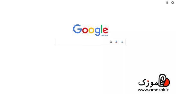 جستجو با عکس در گوگل