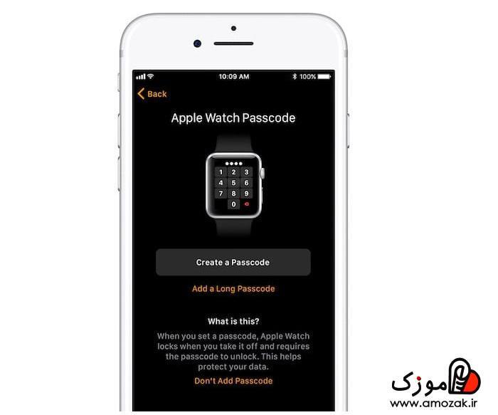 ست کردن اپل واچ خود با آیفون جدید (اتصال مجدد اپل واچ به آیفون)