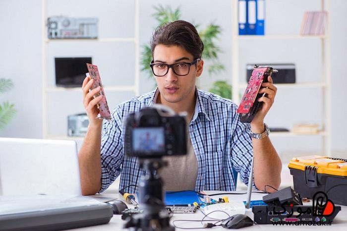 درک اهمیت صدا و ساخت ویدیو برای یوتیوب
