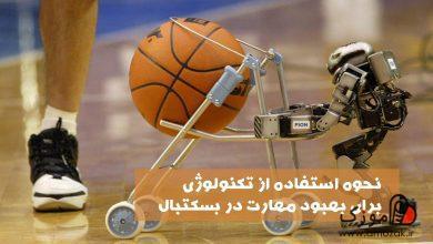 تصویر چگونه از تکنولوژی در بسکتبال ایران استفاده کنیم؟ (رپورتاژ آگهی)